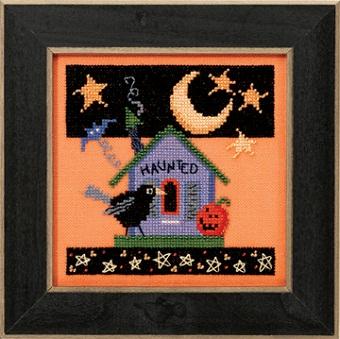 Haunted Crow by Debbie Mumm