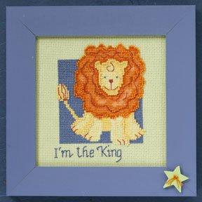 Lion by Debbie Mumm