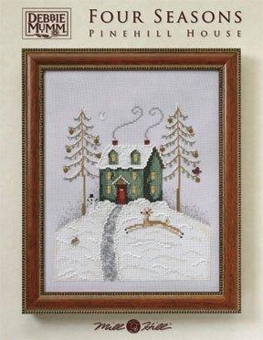 Pinehill house by Debbie Mumm