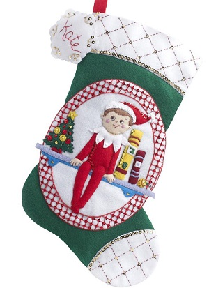 Elf On The Shelf Scout Elf,86508,Bucilla