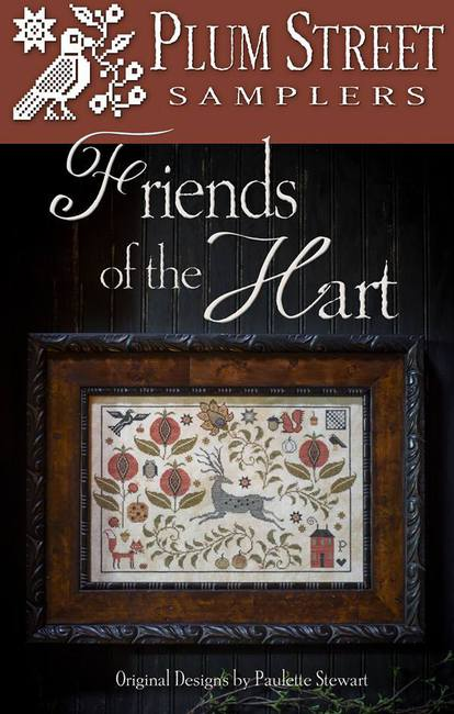 Friends of the Hart by Plum Street Samplers