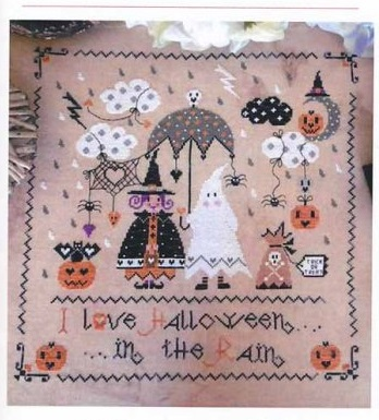 Halloween in the rain by Cuore e Batticuore
