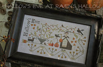 Hallow's Eve At Raven's Hollow by With Thy Needle & Thread