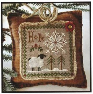 Hope by Little house of Needlework