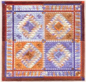 Indian Winter by Laura J.Perin Designs