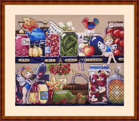 Pantry Treasures,K-73,by Merejka