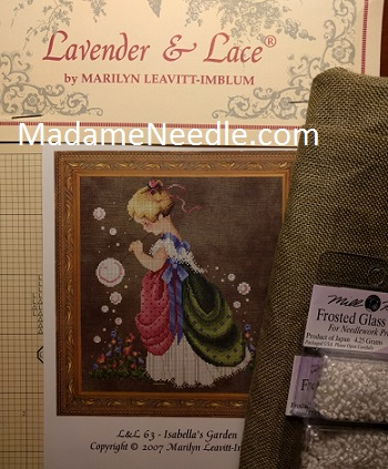 Isabella's Garden-LL63- by Lavender and Lace