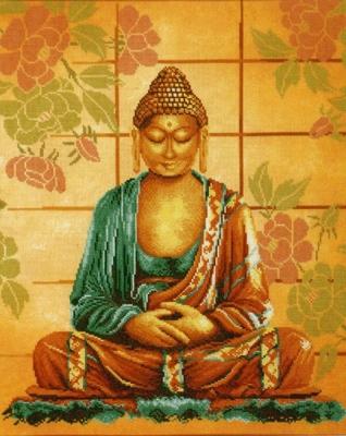 Buddha by Lanarte