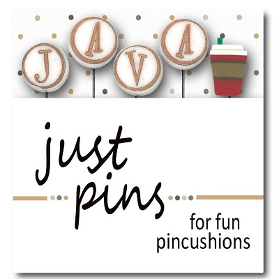 J is for Java pin set