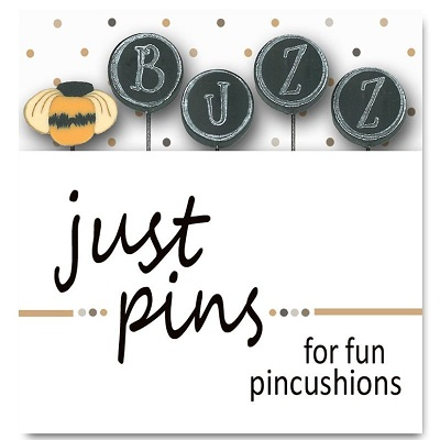 B is for Buzz pin set