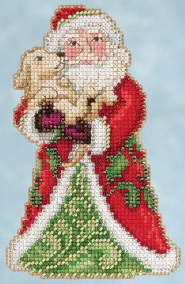 Best friend Santa by Jim Shore
