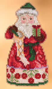 Christmas Spirit Santa by Jim Shore