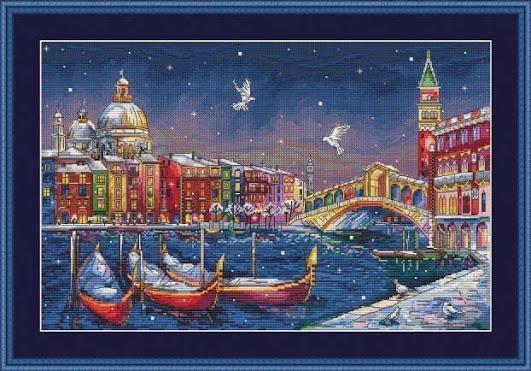 Holiday Venice,K-29, by Merejka
