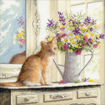 Kitten in the window,70-35359,Dimensions