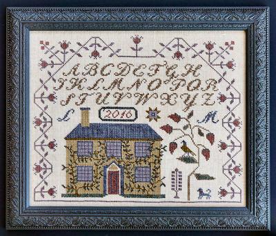 Aunt Amy's House by La D Da