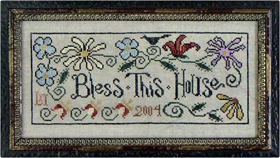 Bless This House by La D Da