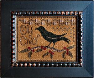 Old crow by La D Da