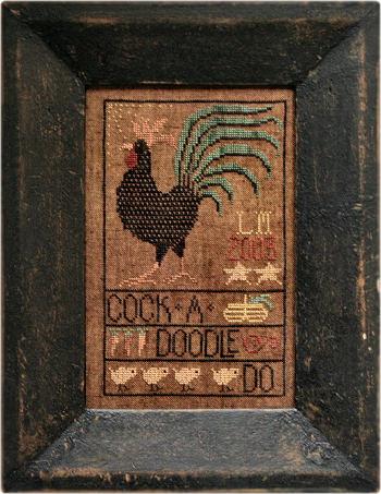 Rooster by La D Da