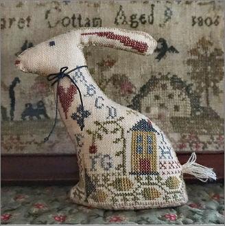 Samplar Hare by La D Da