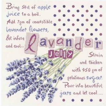 Lavender Jelly by Lili Points