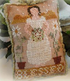 Blessed by Little House Needleworks