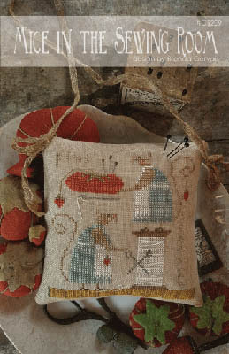Mice In The Sewing Room by With Thy Needle & Thread
