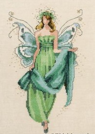 Fern - Pixie Couture Collection-NC107- by Nora Corbett-CHART