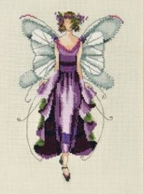 Violet - Pixie Couture Collection by Nora Corbett