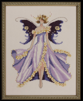 Cherry Blossom Fairy,NC169,Nora Corbett