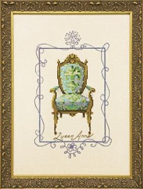 Queen Anne - Sitting Pretty Collection-NC178-Nora Corbett