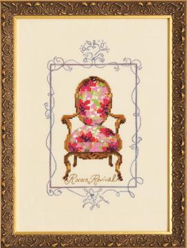 Rococo Revival -  Sitting Pretty Collection-NC179-Nora Corbett