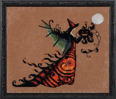 Electra, Bewitching Pixies,NC219,Nora Corbett