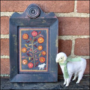 One sheep by Carriage House Samplings
