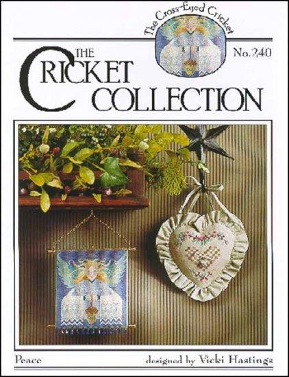 Peace by Cross-Eyed Cricket