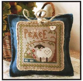 Peace by Little house of Needlework