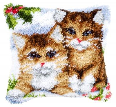 Snow cats,PNV145251,Vervaco