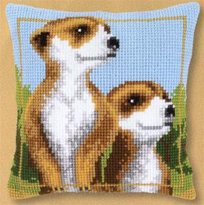 Meerkats,PNV21609,Vervaco