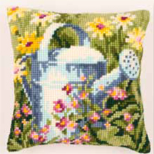 Watering can cushion,PNV21689,Vervaco