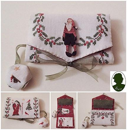 Pochette Natale by Sara Guermani