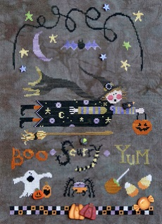Boo Scurry Yum by Raise The Roof Designs