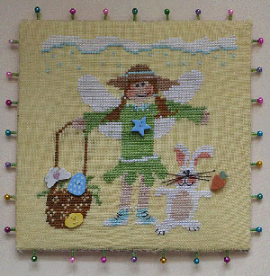 April Angel by Raise The Roof Designs