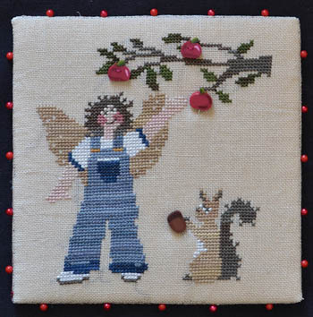 September's Angel by Raise The Roof Designs