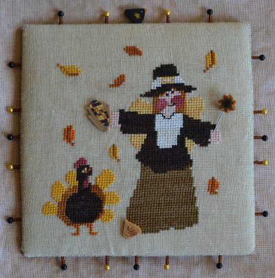 November's Angel by Raise The Roof Designs