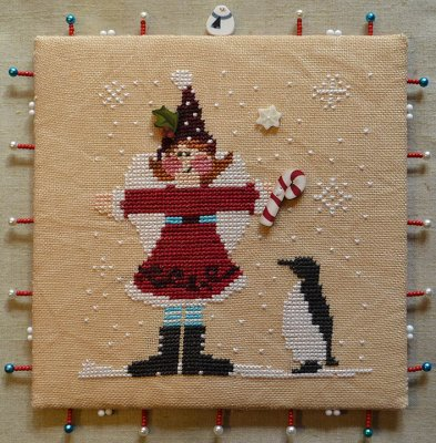 December's Angel by Raise The Roof Designs