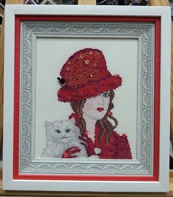 Ruby by JCA stitched