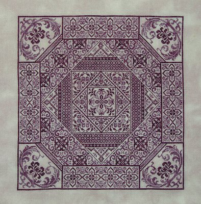 Shades of Plum,NE043,by Northern Expressions