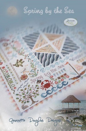 Spring By The Sea - Seasonal Set 1 by Jeannette Douglas Designs