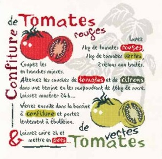 Tomates (Tomatoes) by Lili Points