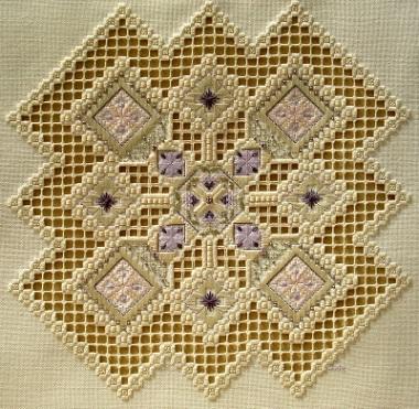 Violet fantasy by Judy Dixon