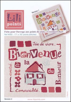 Bienvenue (Welcome) by Lili Points